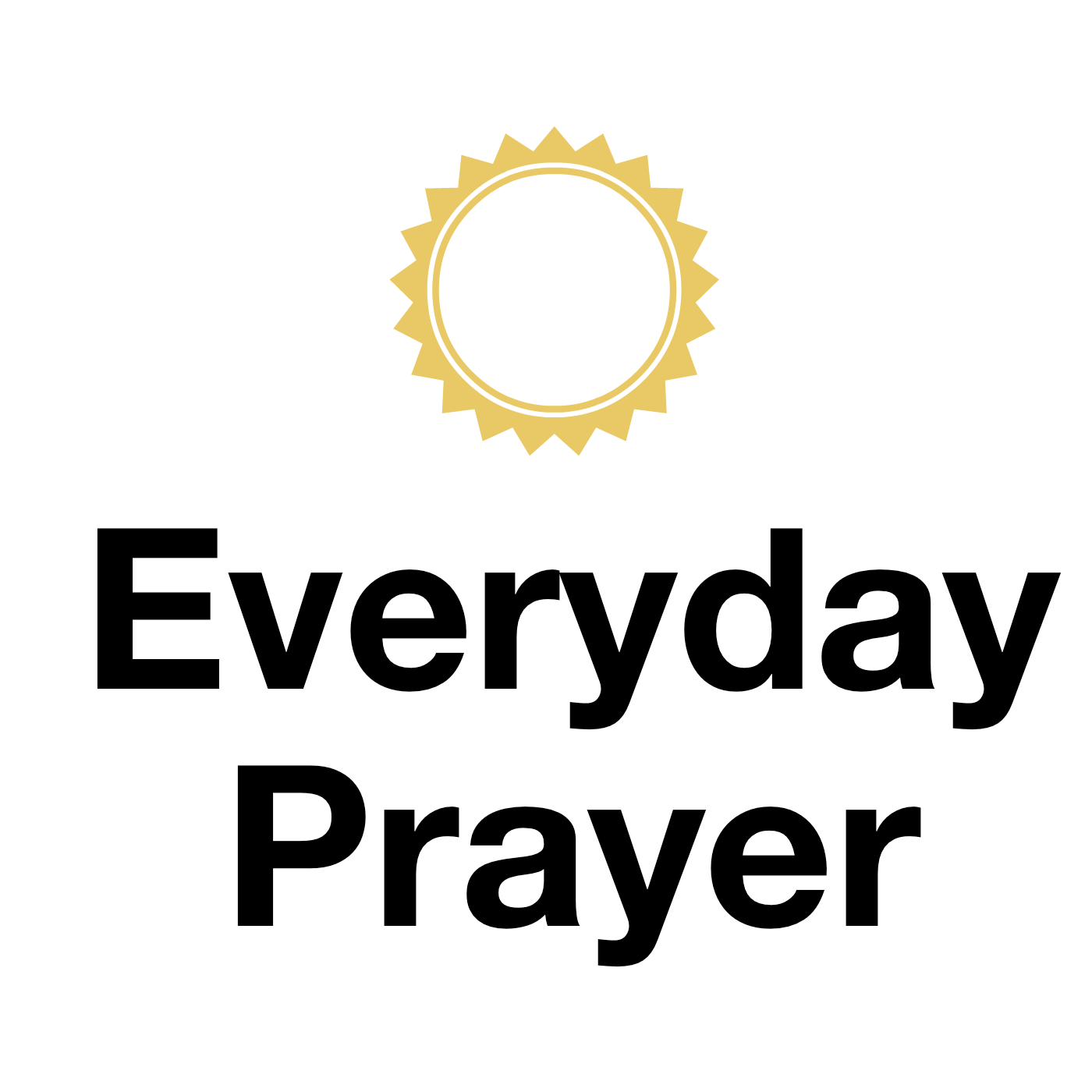 Everyday Prayer Podcast – Episode 13